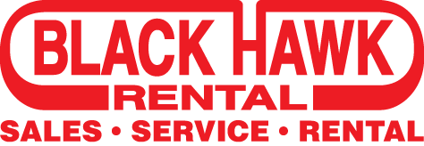 Equipment Rentals in Waterloo, Cedar Falls IA | Black Hawk Rental