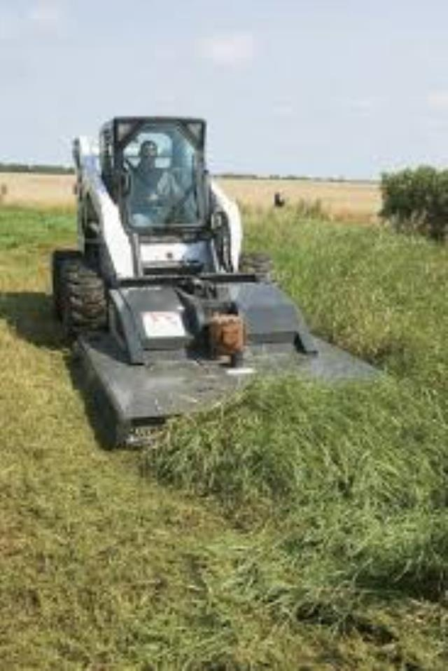 Where to find Brush Cutter Skid Attachment in Waterloo