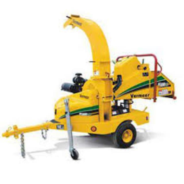 Where to find Brush Chipper - 6  Max Feed Capacity in Waterloo