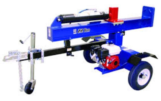 Where to find Log Splitter - 22 Ton - 26 Ton  9.0 HP in Waterloo