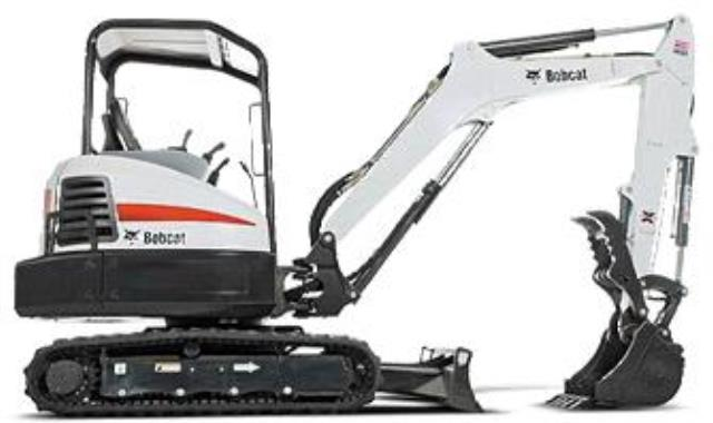 Where to find Excavator - E35 Bobcat 10 3 in Waterloo