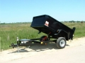 Rental store for 5  x 8  Dump Trailer in Waterloo IA