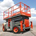 Rental store for Scissor Lift 41  4x4 in Waterloo IA