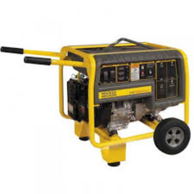 Where to find Generator - Wacker 5.0 - 5.6 KW in Waterloo