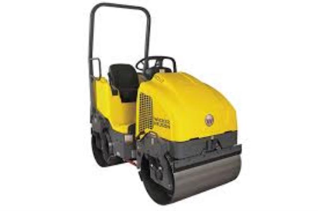 Where to find Riding Roller-1 Ton BOMAG 36 W in Waterloo