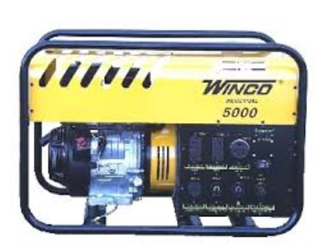 Where to find Generator - Winco 6,000 Watts in Waterloo