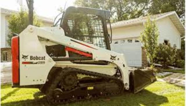 Where to find SKID LOADER - BOBCAT T450 in Waterloo