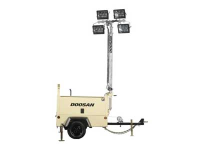 Rent Lighting Towable