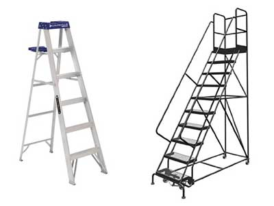 Rent Step Ladders